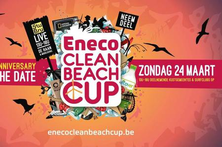 Save the date: Eneco Clean Beach Cup 2019