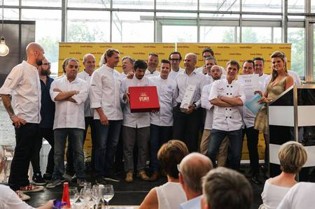 NorthSeaChefs winnen Gault&Millau Culinary Innovators Institution award